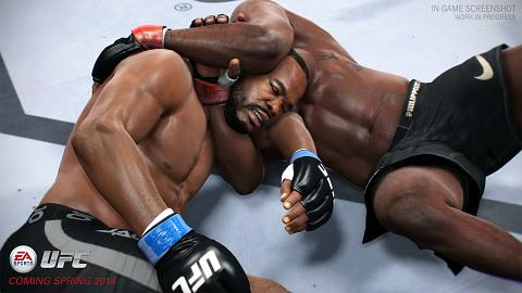 Ea Sports Ufc Brings The Mma Franchise To Xbox One And Ps