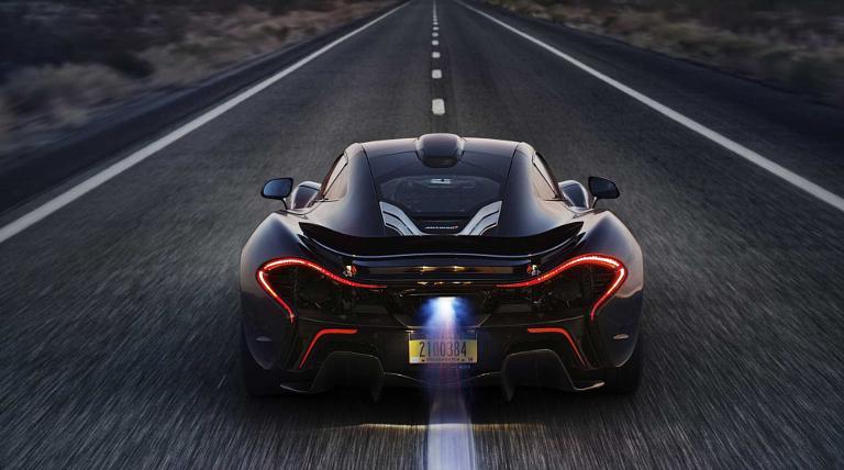 Top Gear tech highlights: McLaren P1 and more