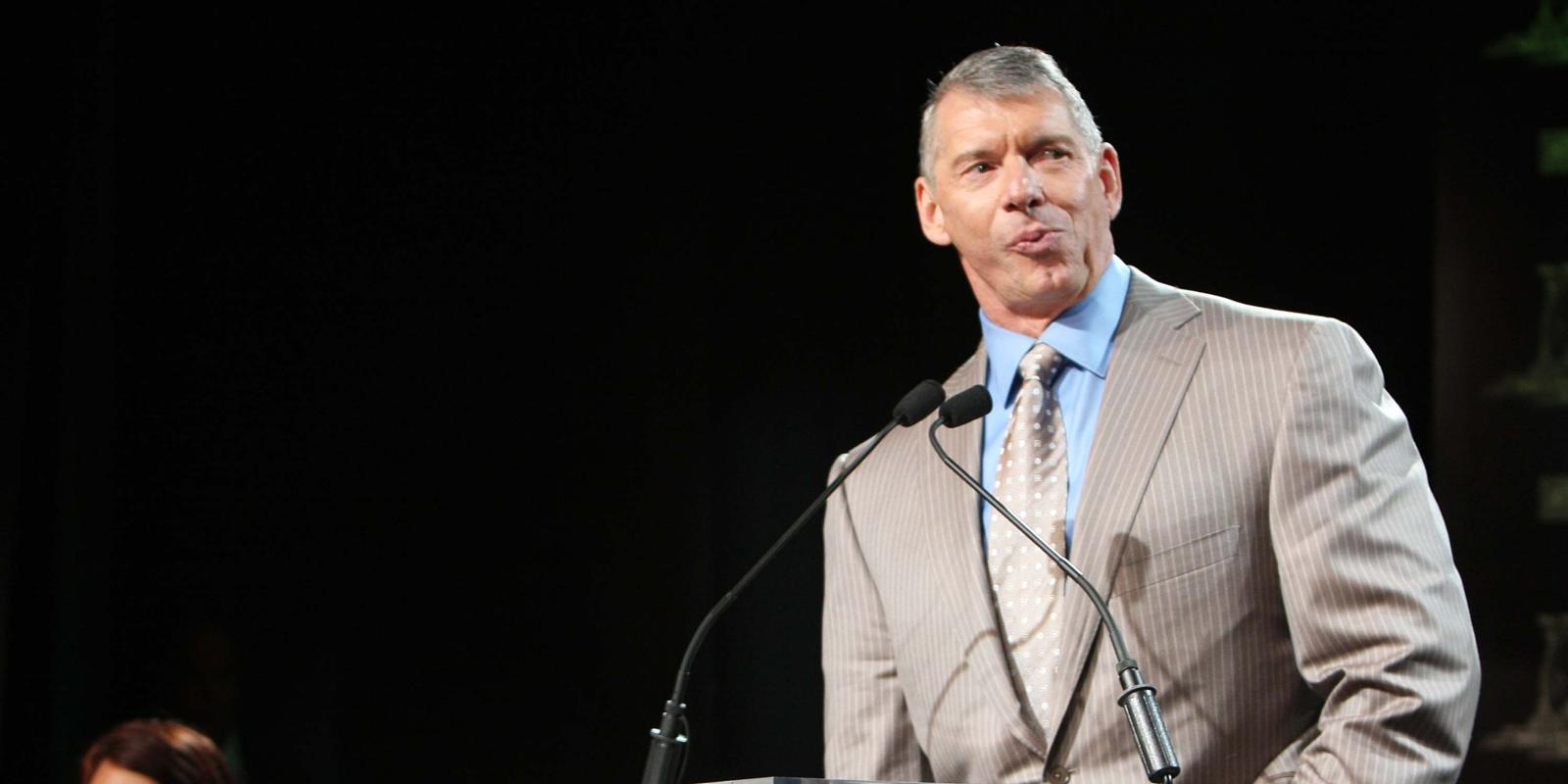 vince mcmahon Vincent james mcmahon, known as vince, sr to his associates, is arguably the most important man in the history of world wrestling entertainment.