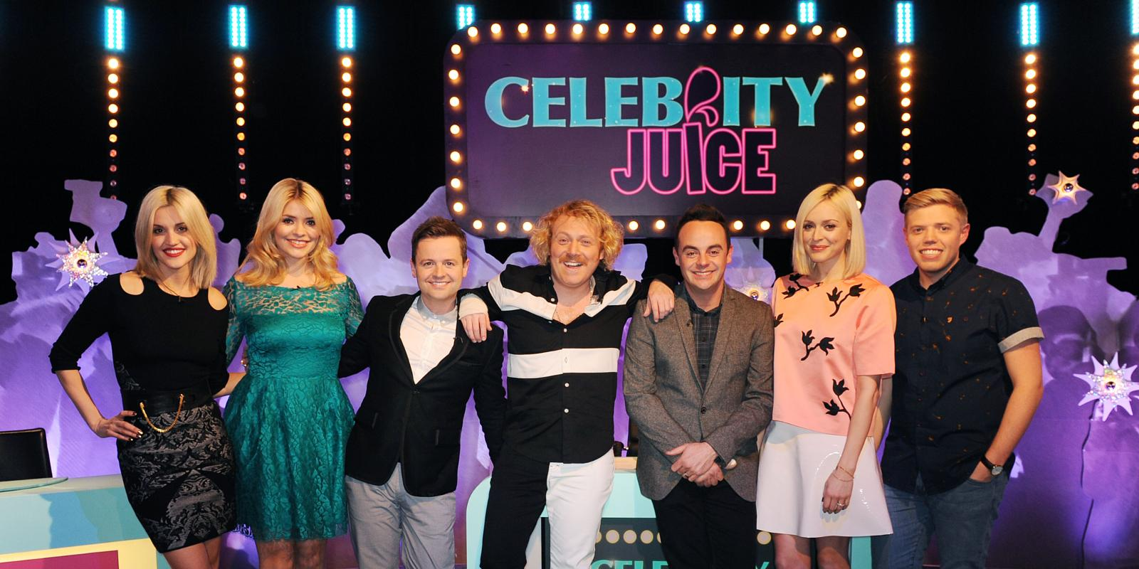 Celebrity juice youtube ant and dec saturday