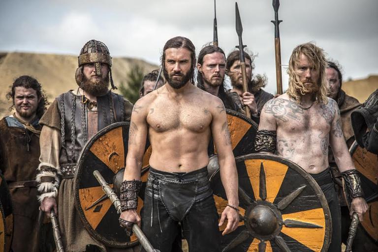 history debuts vikings season 3 sneak peek trailer at comic con