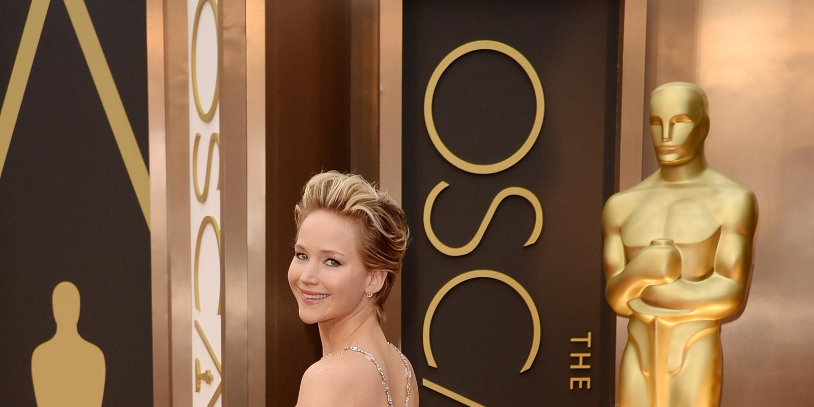 Oscars 2014: Jennifer ...