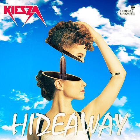 hideaway nude Kiesza