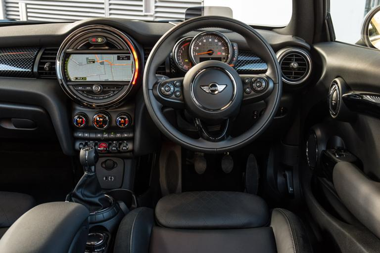 Lovely The New 2014 Mini Interior