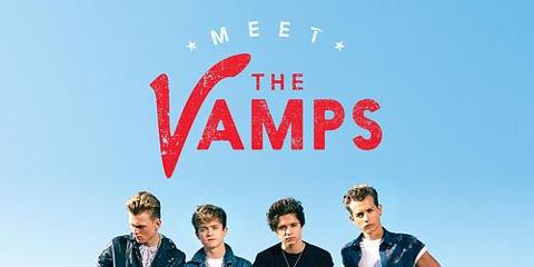 meet the vamps album artwork