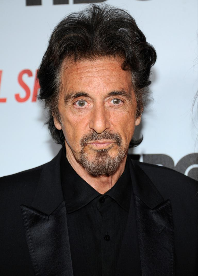 An evening with al pacino to return to london this may al pacino attends hbo films39 39phil spector39 m4hsunfo Gallery