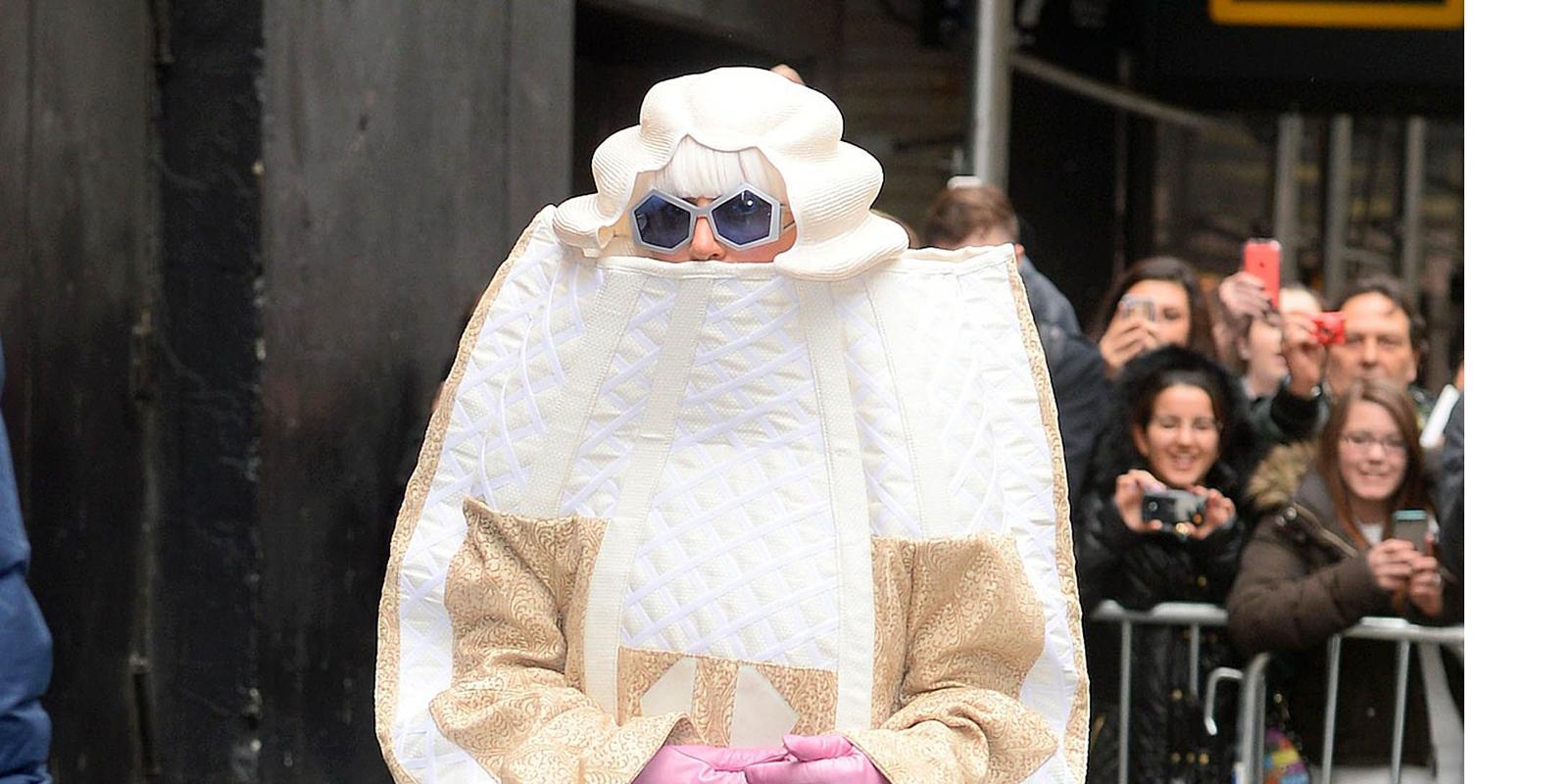 Landscape Lady Gaga Costume