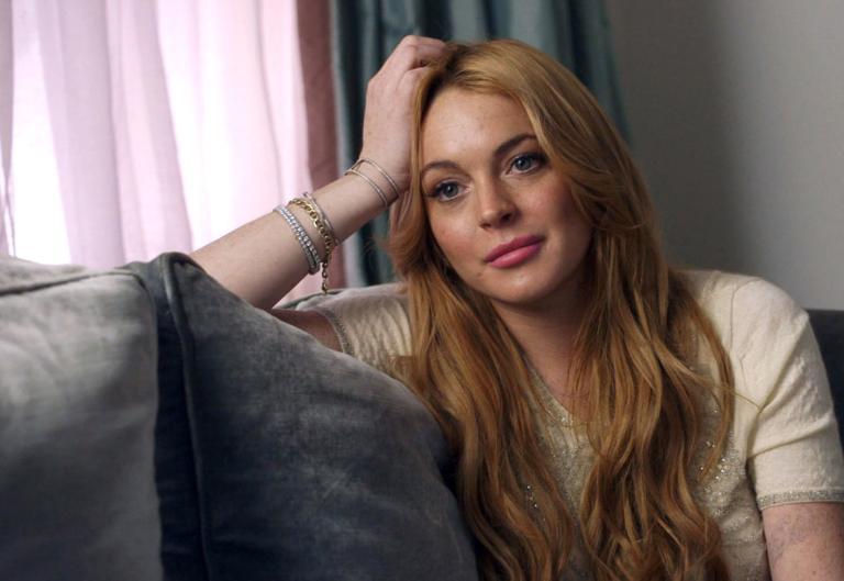 erotic Lindsay stories lohan