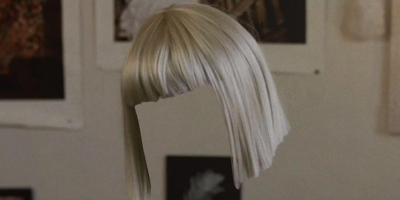 Sia turns invisible in new chandelier music video watch mozeypictures Gallery
