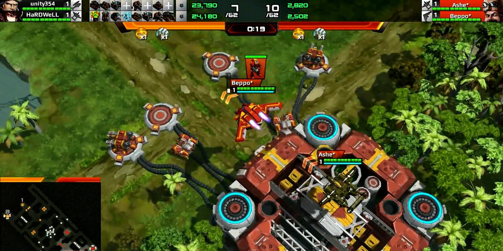 Strategy Games For Xbox 360 : Free to play strategy game airmech arena coming xbox