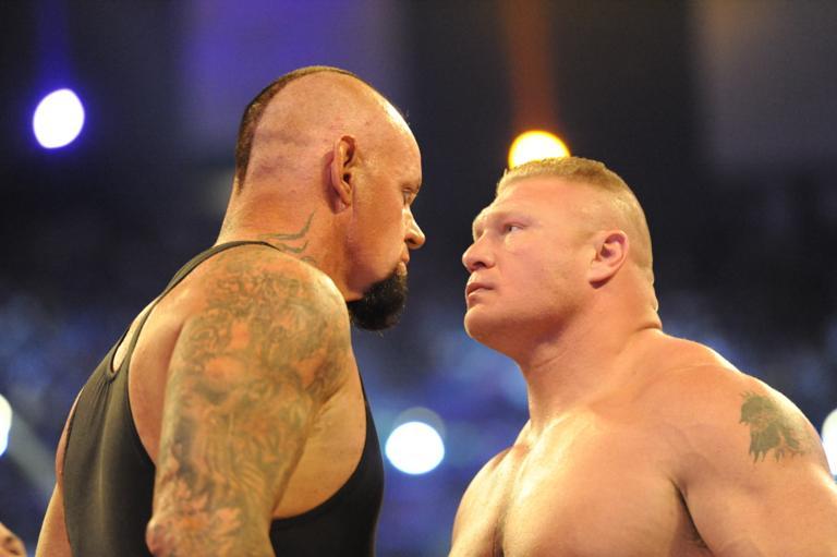 5 Reasons Why The Undertaker Vs Brock Lesnar At SummerSlam Will
