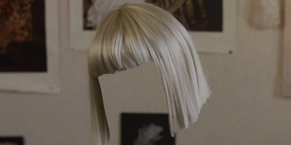 Sia turns invisible in new chandelier music video watch aloadofball Choice Image