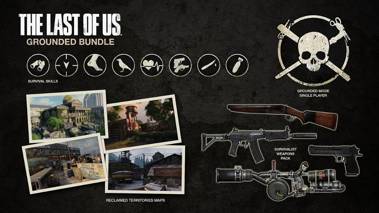 The Last Of Us Reclaimed Territories Map Pack Launch Trailer - Last of us map pack