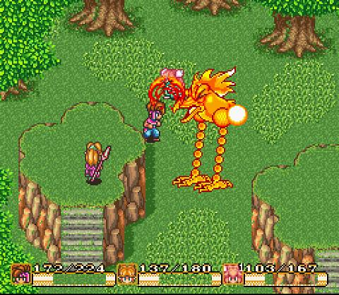Image result for Secret of Mana sNES