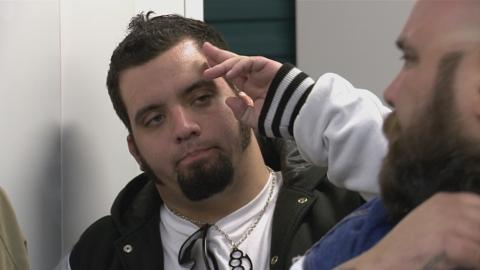 Jesse On Storage Hunters