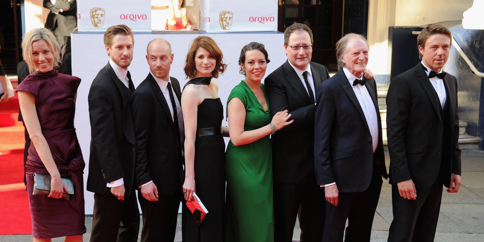 BAFTA TV Awards 2014: Broadchurch, The IT Crowd lead winners