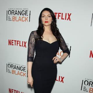 Orange is the new black dress