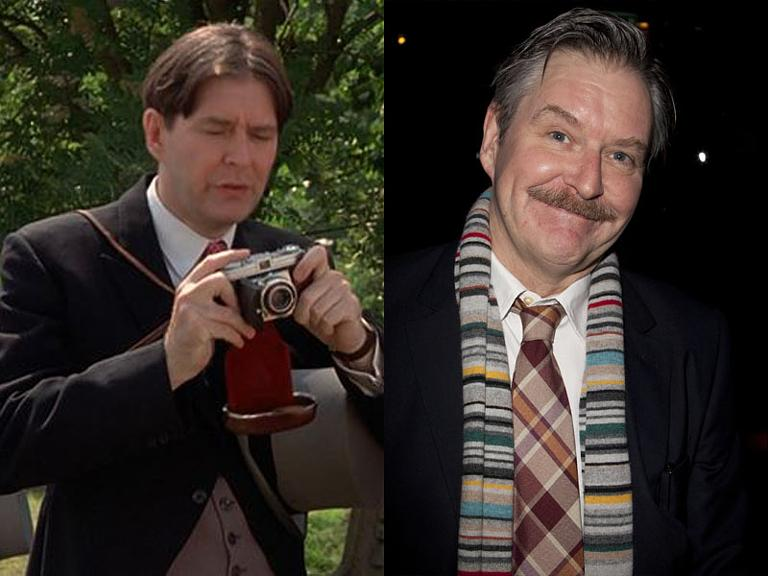 The Cast Of Four Weddings And A Funeral Then Now James Fleet