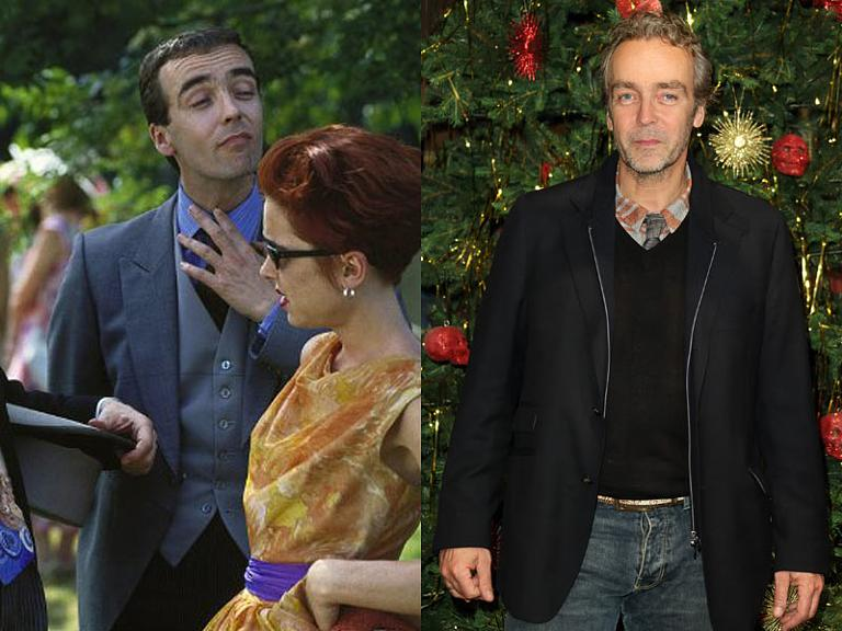 The Cast Of Four Weddings And A Funeral Then Now John Hannah