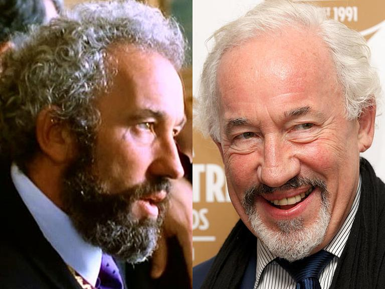 The Cast Of Four Weddings And A Funeral Then Now Simon Callow