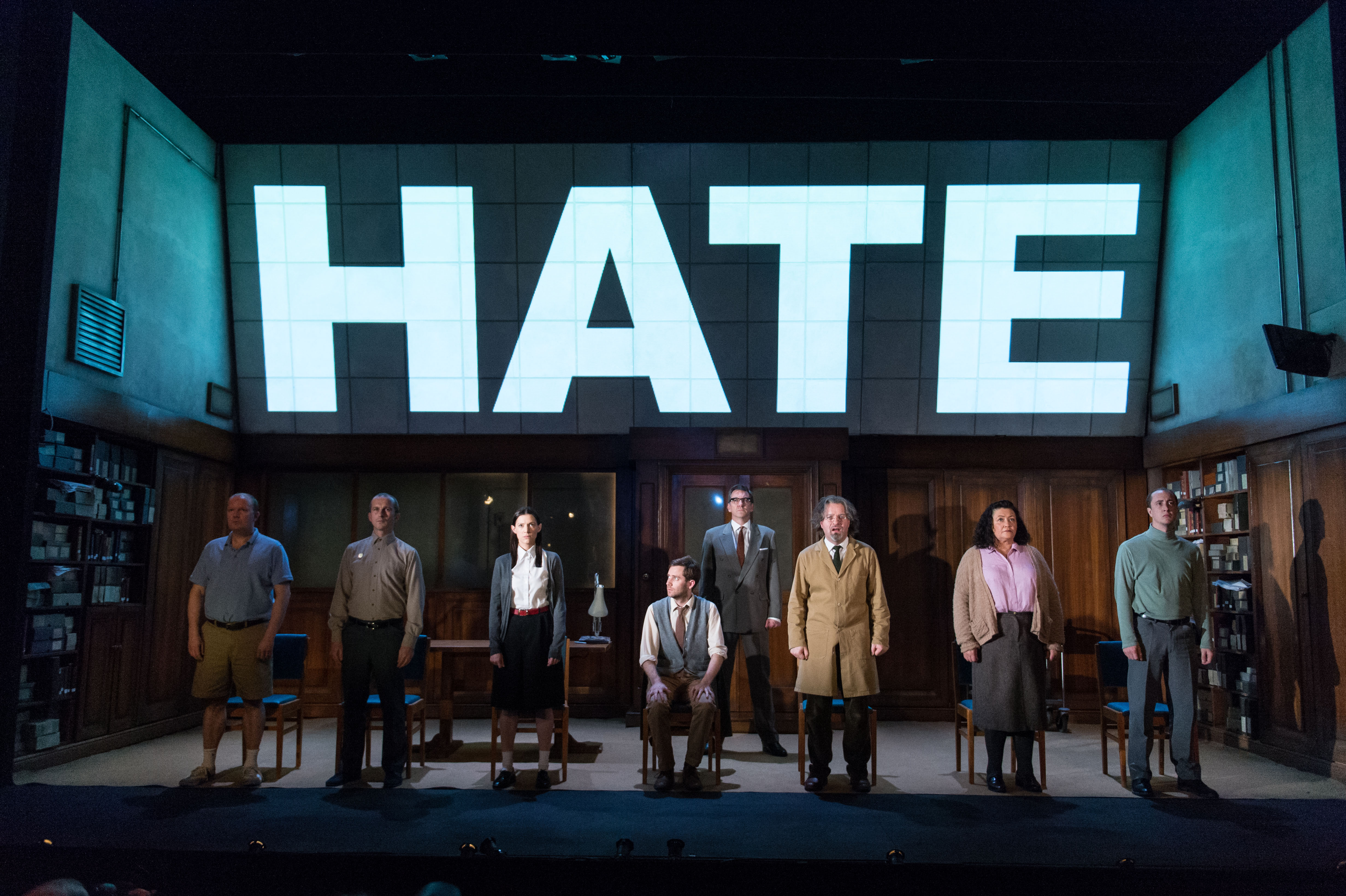 1984 At The Playhouse Theatre Review