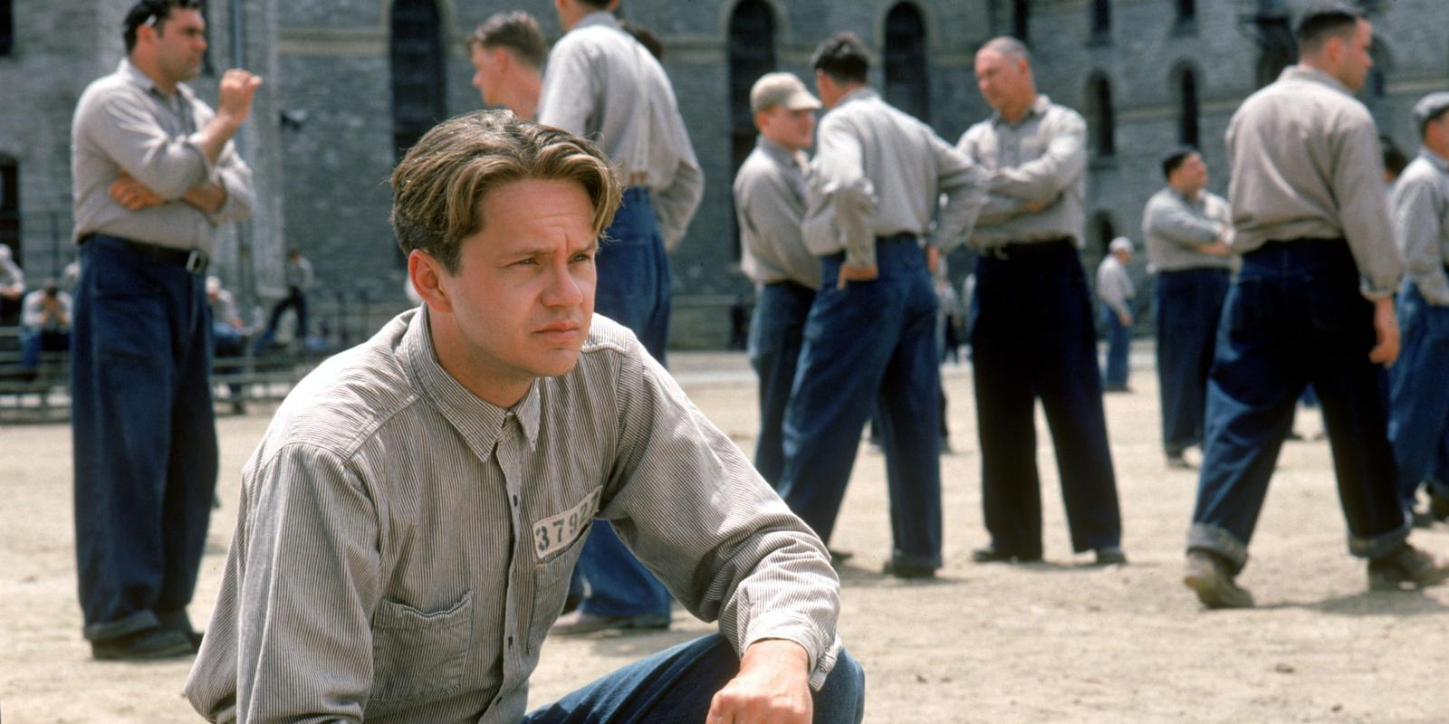 essay about the shawshank redemption Contrast in the shawshank redemption or any similar topic specifically for you do not waste  haven't found the essay you want get your custom essay sample.