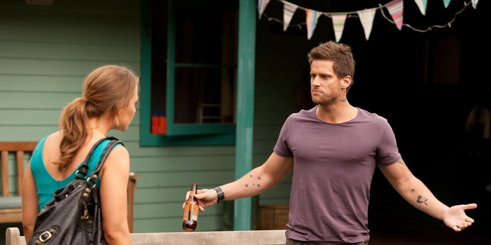 Good News Is That This Morning They >> Home and Away spoilers: Bianca and Heath Braxton hit the rocks again as they clash over her ...