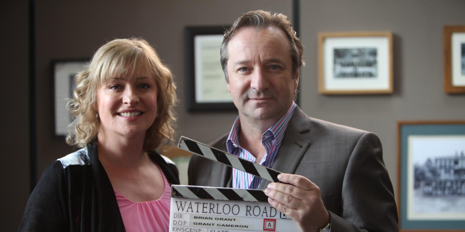 Waterloo road cast pictures Deadly Class: Syfy Sets Full Cast For Comic-Based