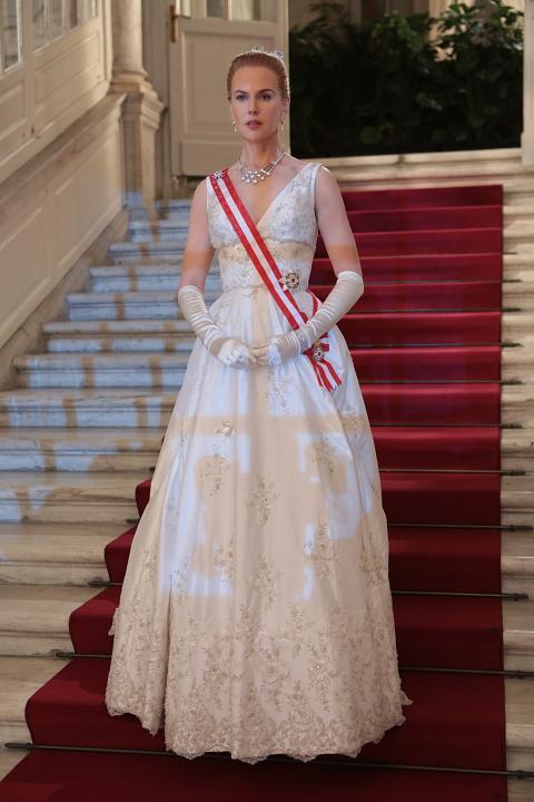 Nicole Kidman considers Marnie role in exclusive Grace of Monaco scene