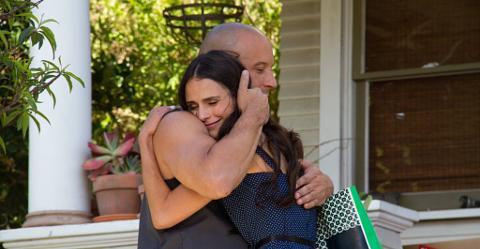 Vin Diesel, Jordana Brewster in Fast & Furious 7