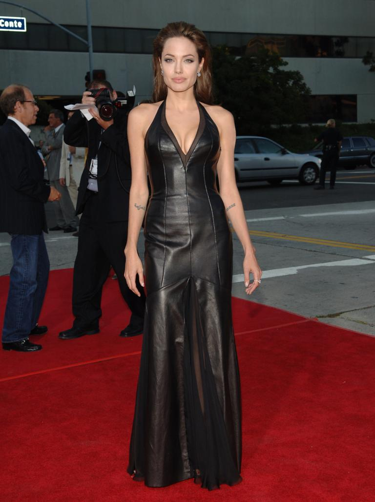 Happy birthday Angelina Jolie!: The star\'s style evolution in pictures