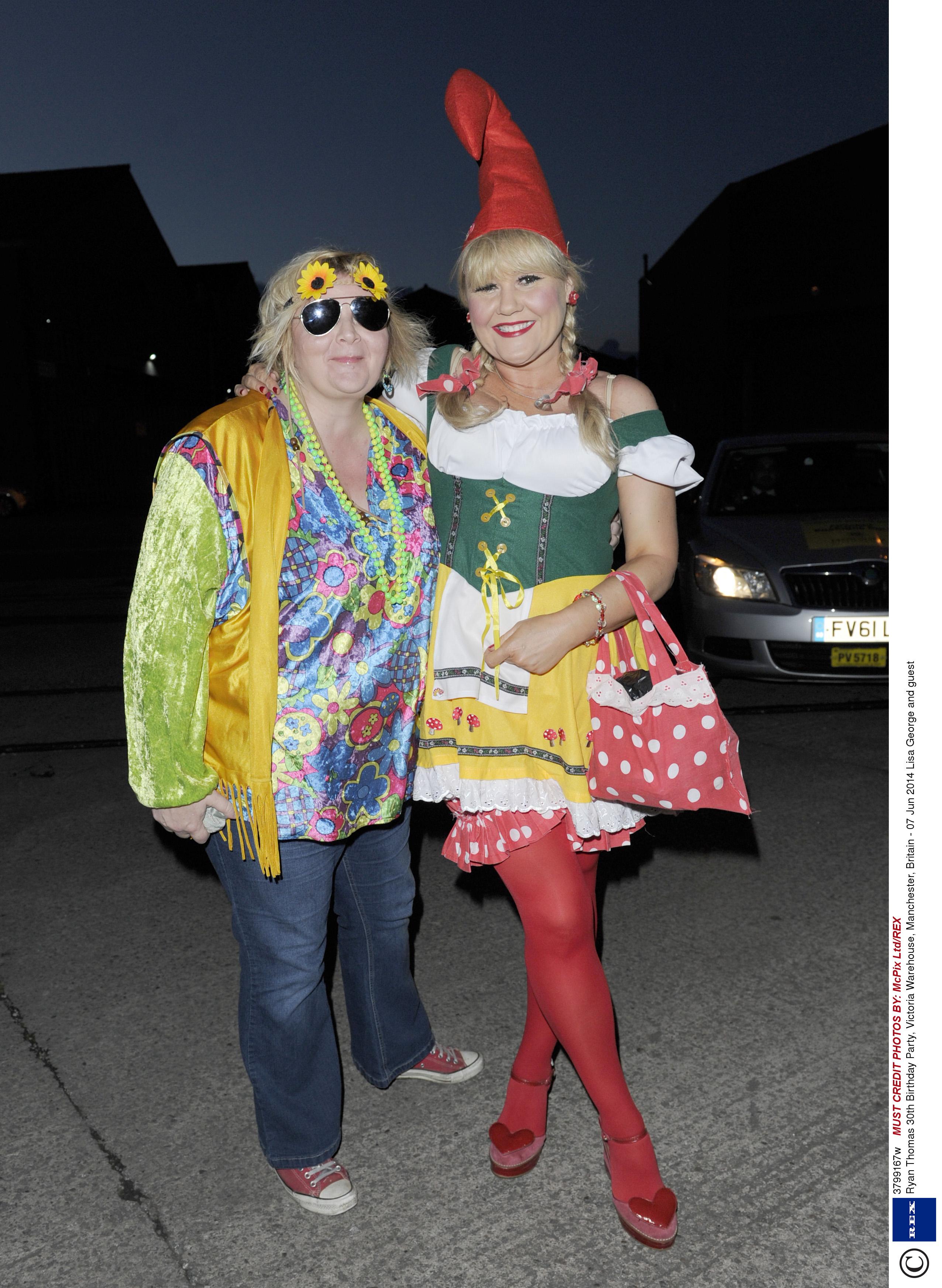 0d07180c37 Inside Ryan Thomas s fancy dress party