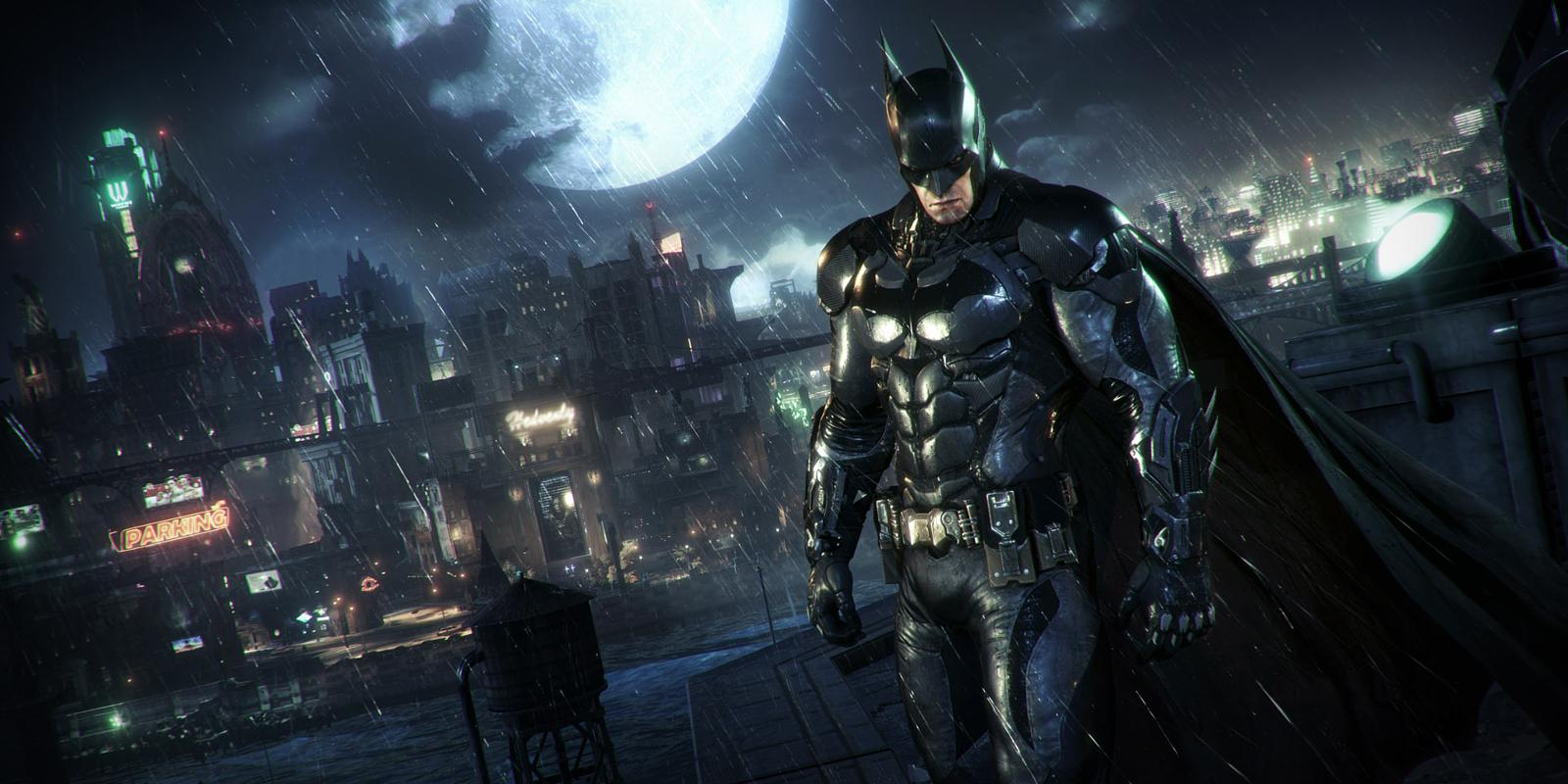 Batman Arkham Knight Review The Open World Game Gotham Deserves