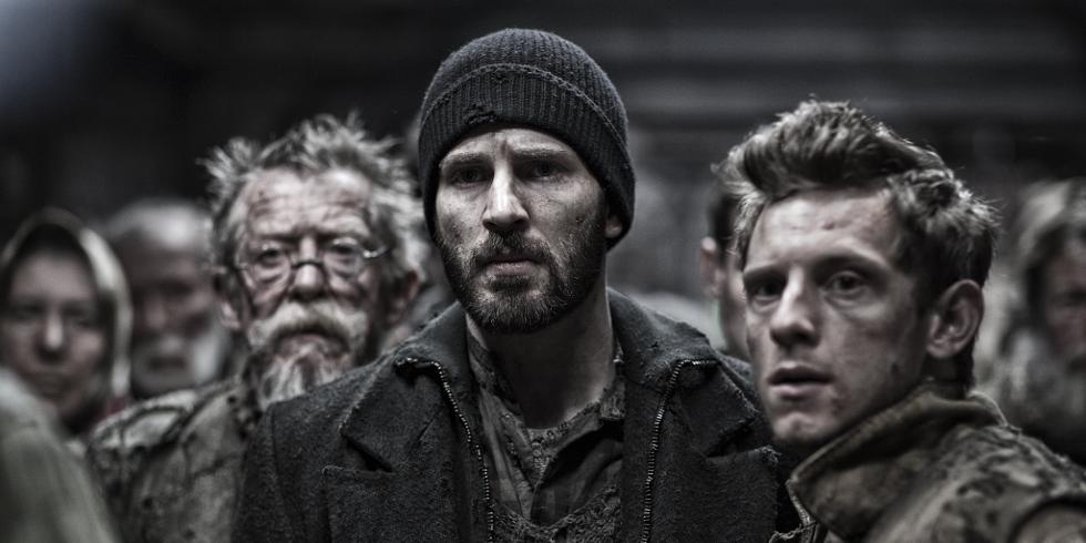 Chris Evans Snowpiercer Premiere