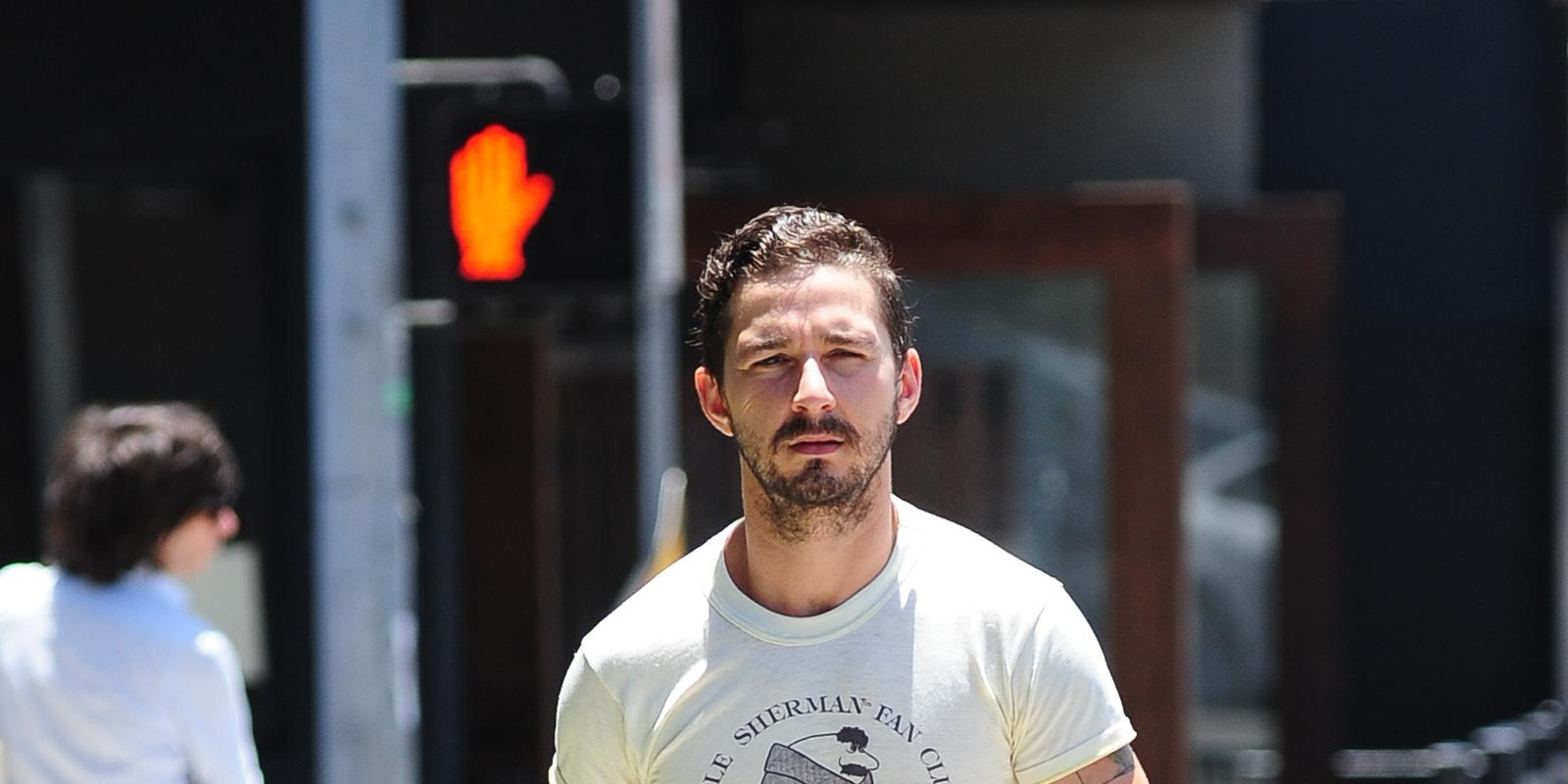 what hair cut does shia labeouf have in lawless movie