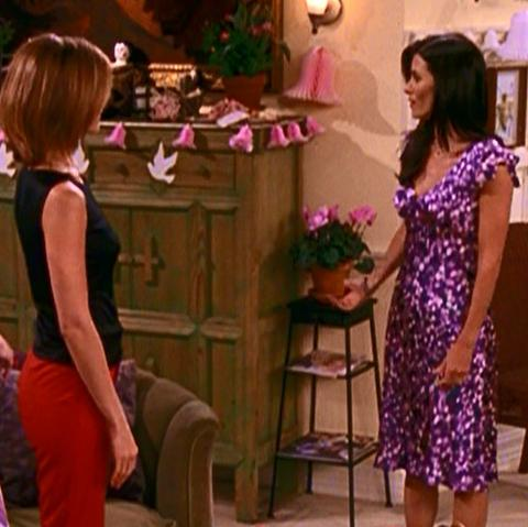 Friends The Best Worst Fashion Moments From Rachel Monica Phoebe