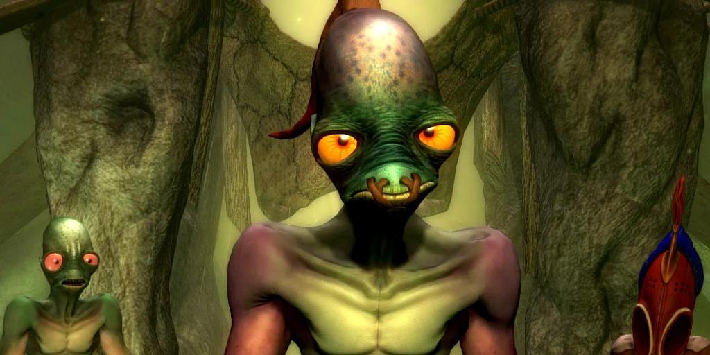 Abe (Oddworld)