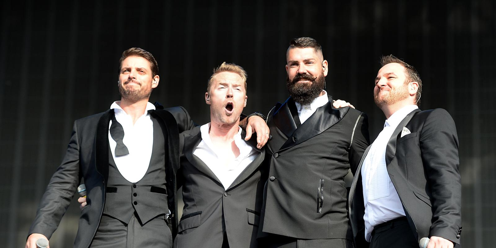 The Grand Tour Episode 3 >> Boyzone and Westlife are joining forces to form a Boyzlife ...
