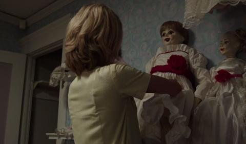 The Conjuring spin-off Annabelle 3 recasts the Warrens