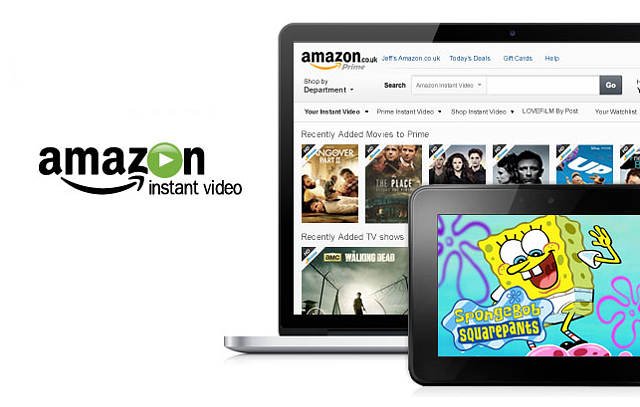 How to watch amazon prime on your tv smartphone and tablet and amazon prime instant video sciox Choice Image