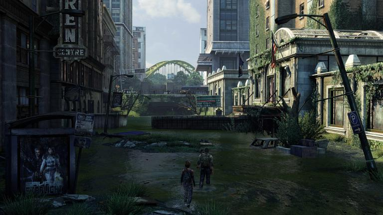 The Last Of Us Receives Free Multiplayer Maps On PS And PS - The last of us multiplayer maps