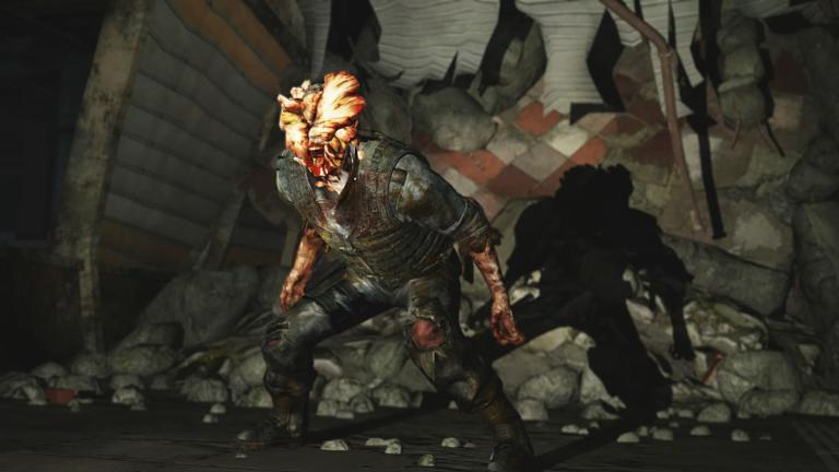 Image result for the last of us remastered ps4 screenshots infected