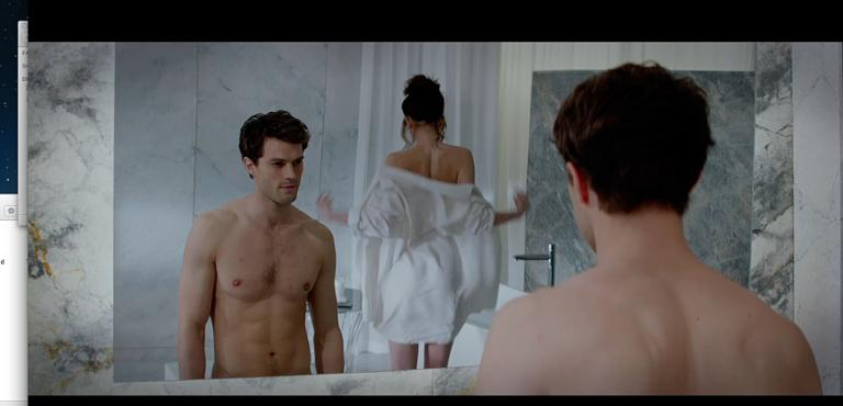 Fifty shades of grey sexual scenes