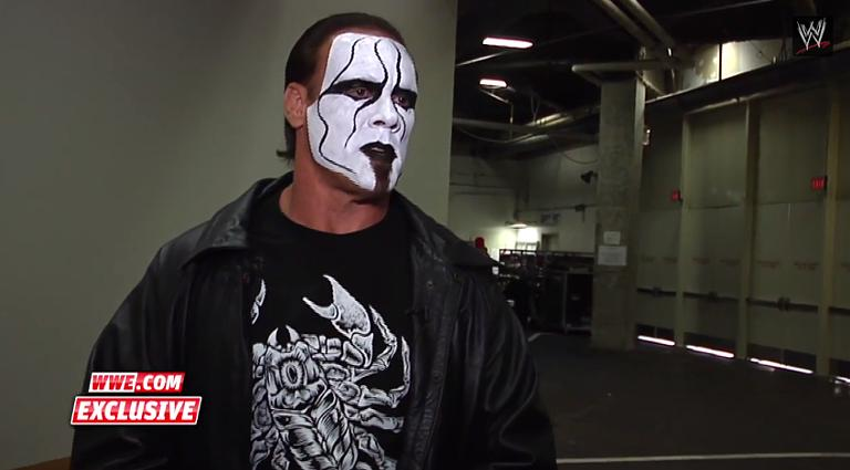 sting at comic con