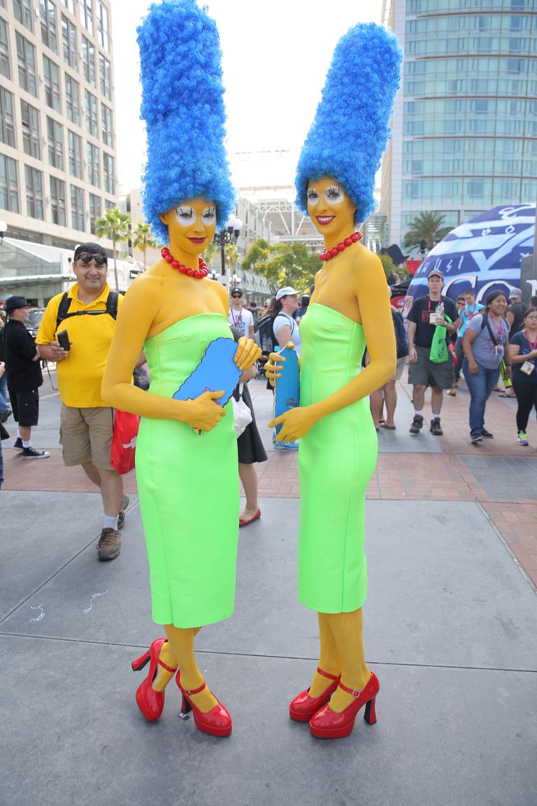Best Comix Milf Marge Simpson Married Hair Blue