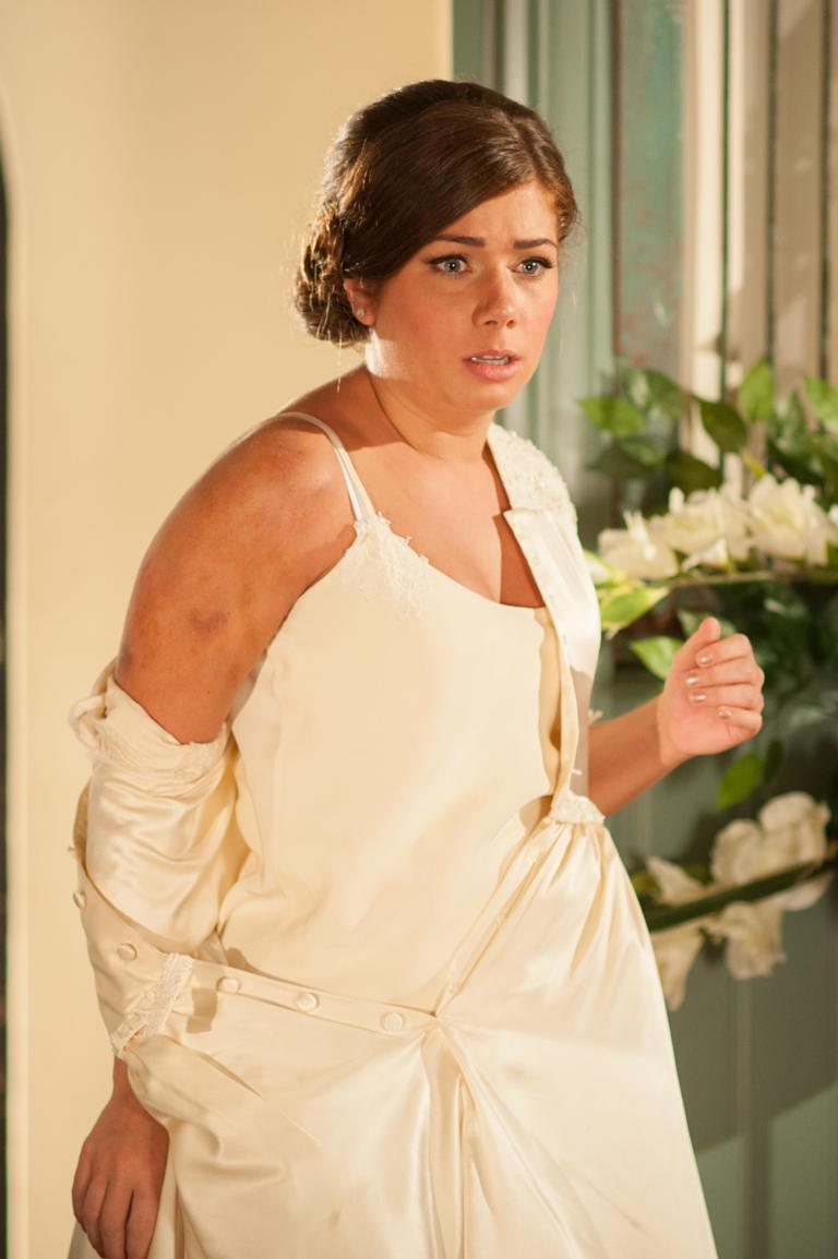 Maxine hollyoaks dress ripped