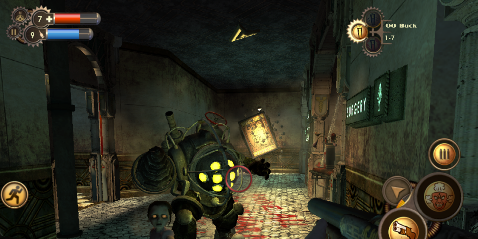 BioShock announced for iPhone and iPad, coming this summer