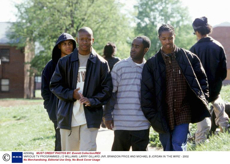 Michael B Jordan The Wire - All Wiring Diagram And Wire ...