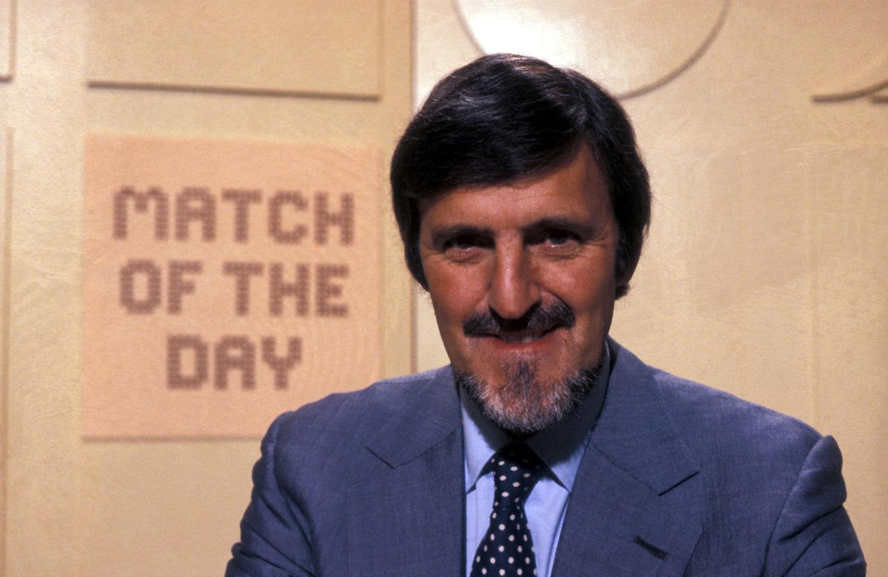 gallery uktv match of the day at 50 5 - R.I.P. Jimmy Hill