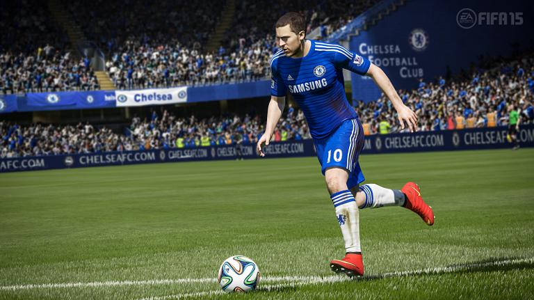 Eden Hazard In Fifa